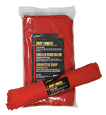 Red Mechanic Shop Towels - 40 Pack