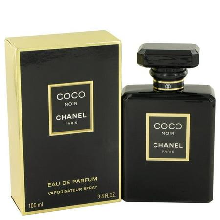 8884a4ba92 Coco Noir by Chanel Eau De Parfum Spray 3.4 oz for Women