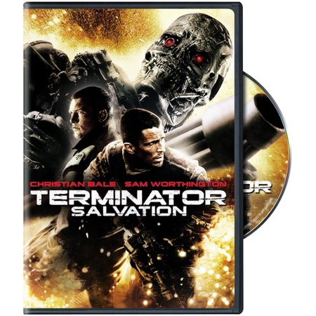 New Terminator - Terminator Salvation (DVD)