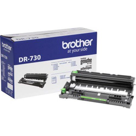 Brother DR730 DR-730 Drum Unit, Black