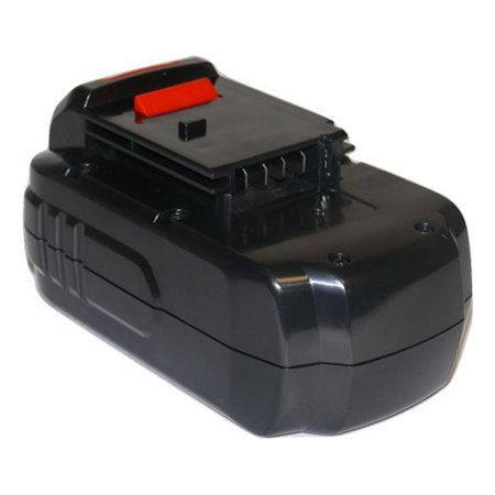 BatteryJack PPC18V-004 Porter Cable Replacement 18B 18V Nickel Metal-Hydride Battery