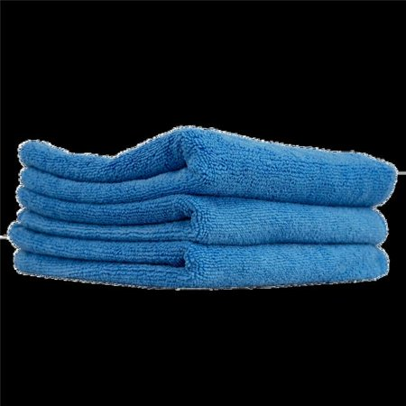 Chemical Guy MIC10203 Ultra Fine Microfiber Towel for Car Wash, Blue
