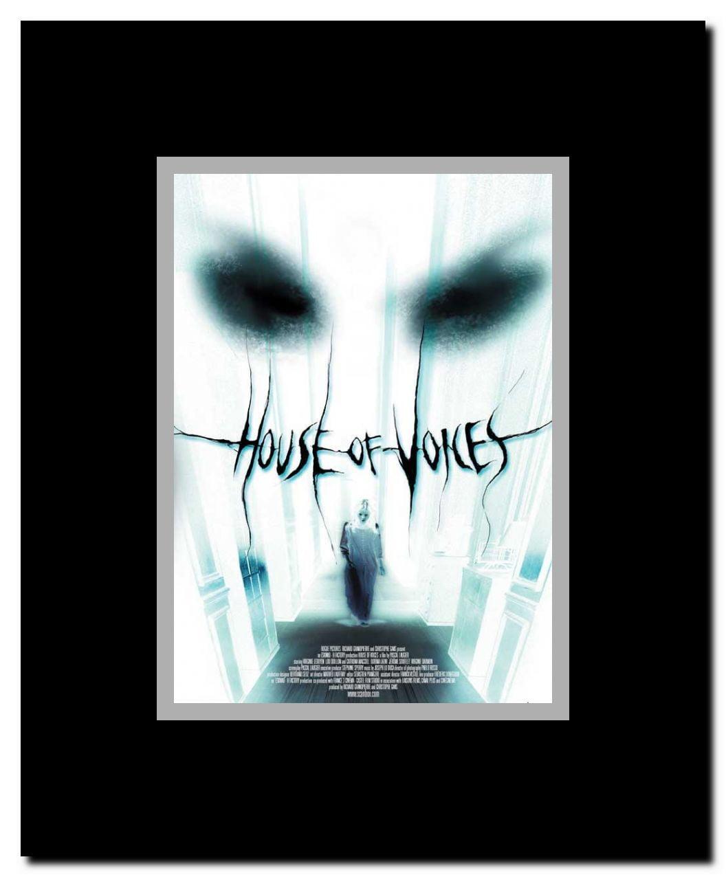 Saint Ange Framed Movie Poster