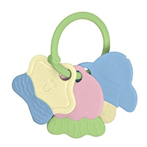 Green Sprouts Teething Keys (Pack of 2)