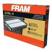 FRAM Ultra Premium Air Filter, 10013 for select Honda vehicles