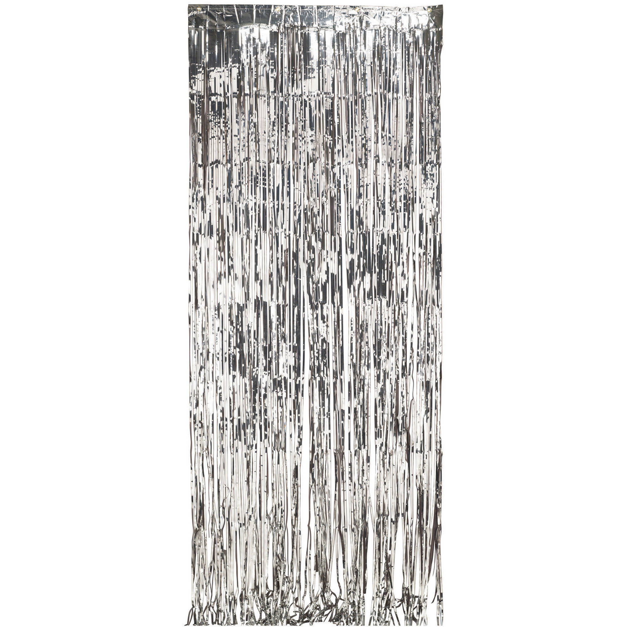 Silver Foil Door Curtain, each