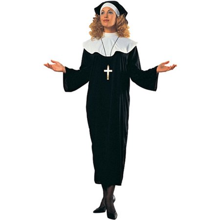 Rubie's Women 'Nun' Halloween Costume - Halloween Costume Nun