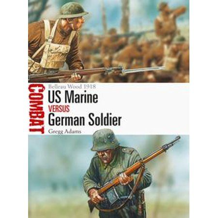 Frontier Us Marines - US Marine vs German Soldier - eBook