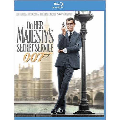 On Her Majesty's Secret Service (Blu-ray) (Widescreen)