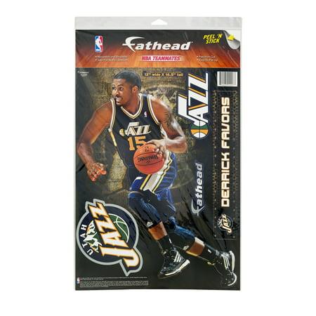 Fathead NBA Teammates Utah Jazz, 1.0 CT