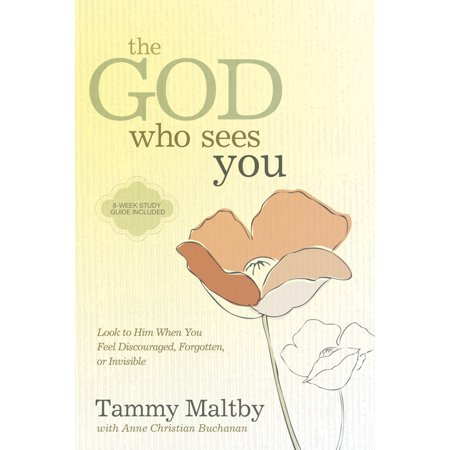 The God Who Sees You : Look to Him When You Feel Discouraged, Forgotten, or -