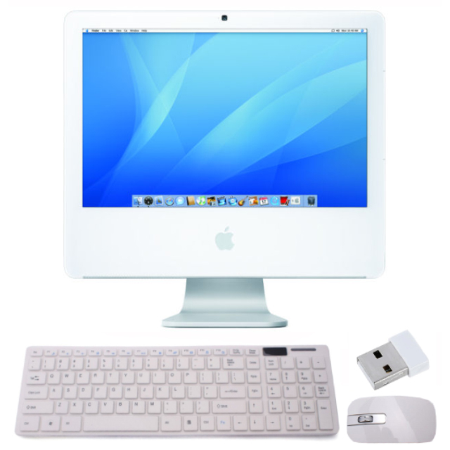 "Apple iMac 20"" Display 2.0 GHz Inntel Core Duo 1GB Ram 25..."