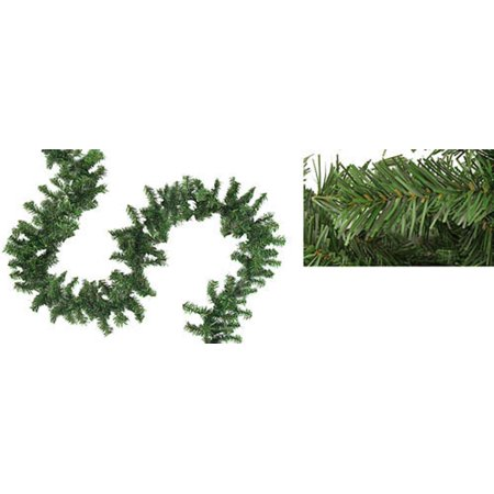 9 X 8 Canadian Pine Artificial Christmas Garland Unlit