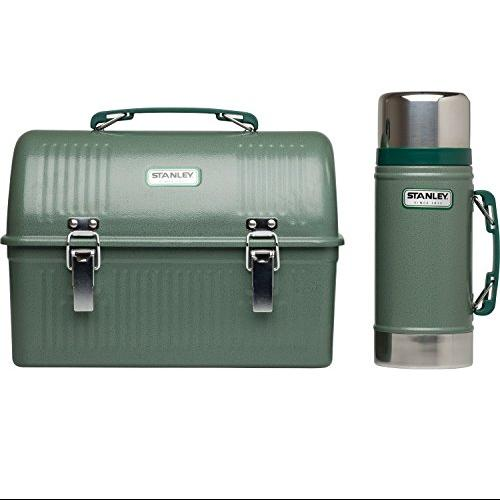 Stanley Classic 10qt Lunch Box Large Insulated Lunchbox Fits Meals