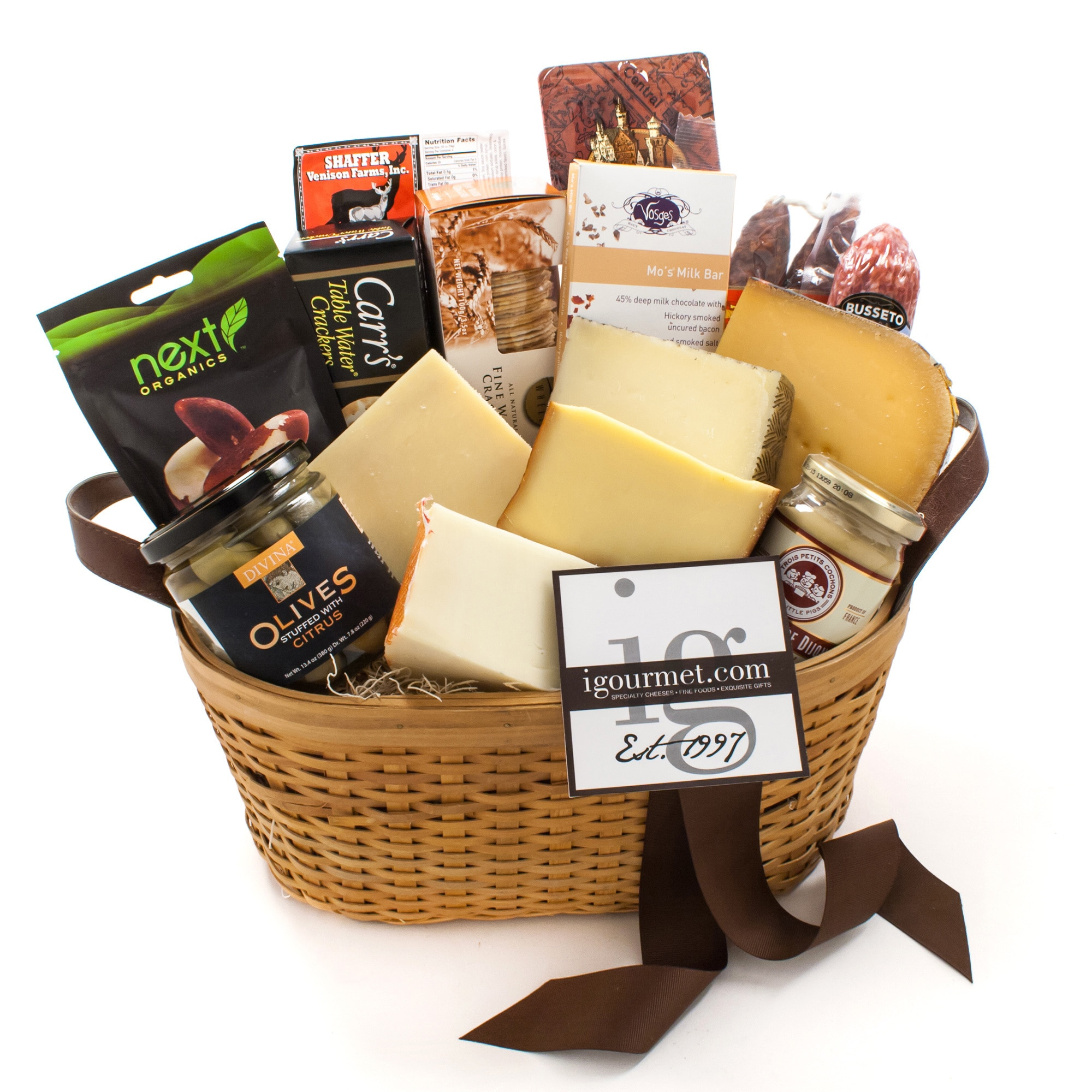 igourmet Everything for Him Premier Gift Basket by Overstock