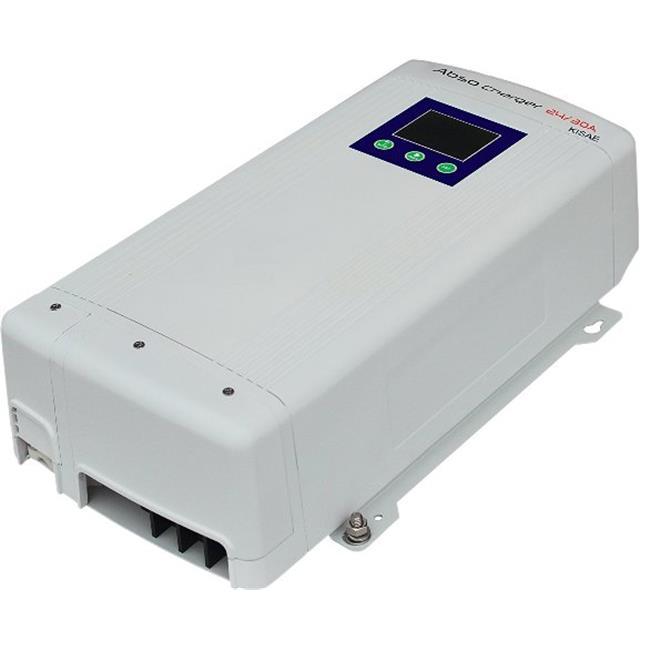 KISAE AC2430 30A Smart Deep Cycle Battery Charger, 24V