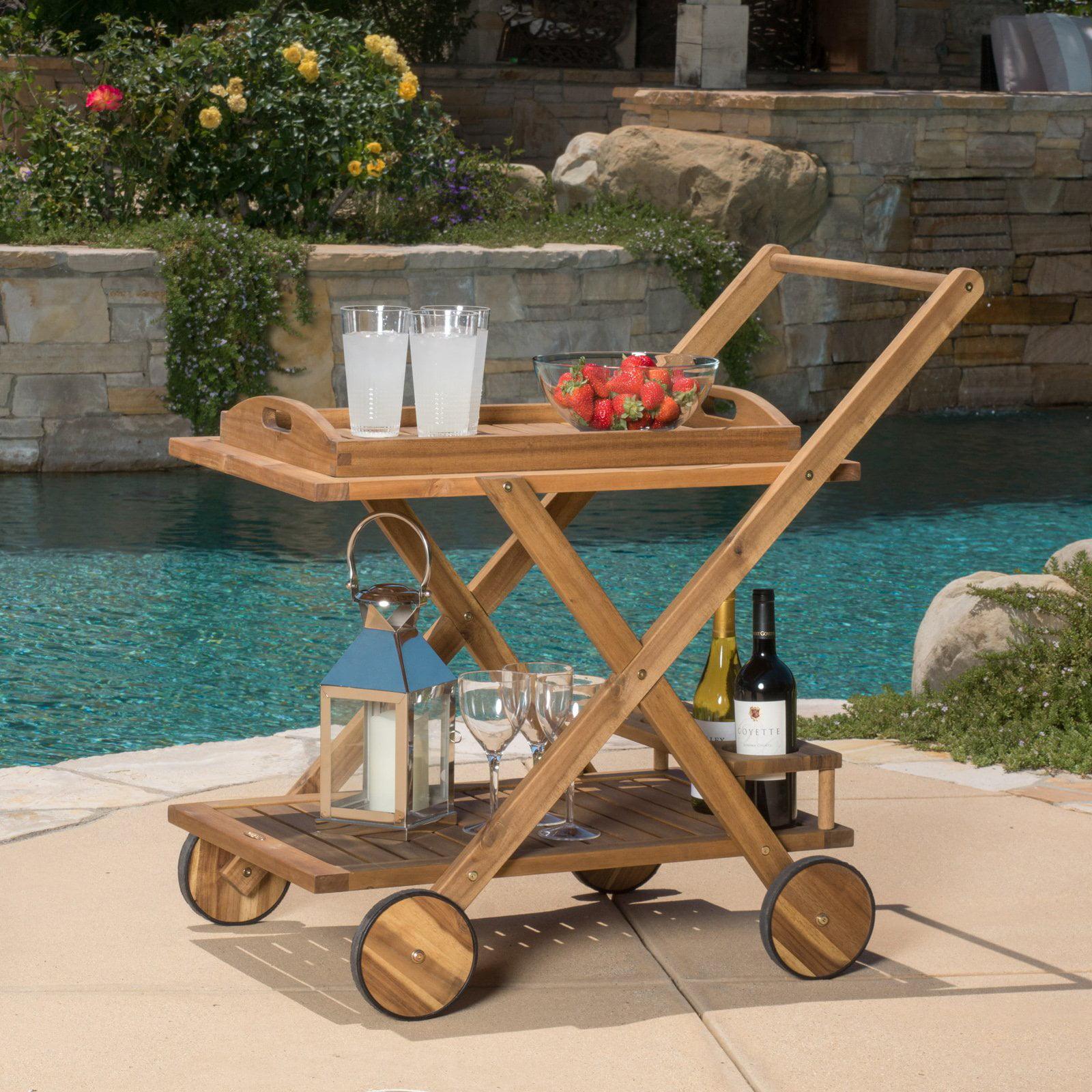 Dominica Bar Cart