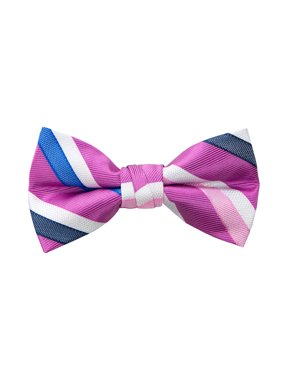 623bcc679150c Product Image Spring Notion Boy's Striped Woven Bow Tie