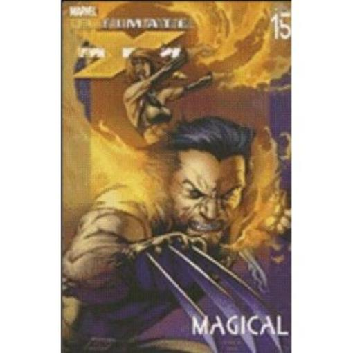 Ultimate X-Men Vol. 15 Magical Great Condition by Marvel Comics