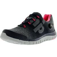 fe418def6bc069 Reebok Women s Crossfit All Terrain Super 2.0 Grey   Pink Ankle-High  Running Shoe - 11M