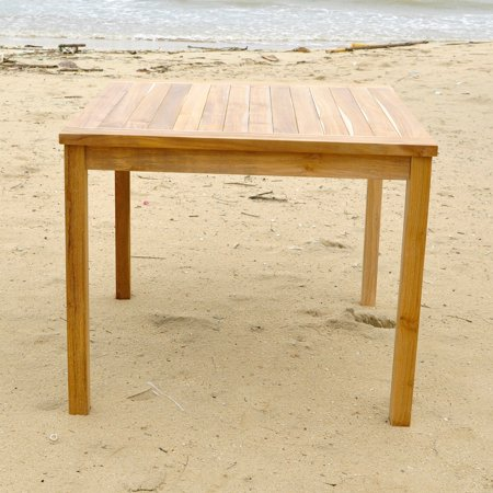 Willow Creek Designs Monterey Teak Square Dining Table ()