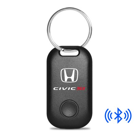 Honda Civic Si Cell Phone Bluetooth Smart Key Finder Black Key Chain (Zoomable 60x Monocle Binocular With Smart Phone Attachment)