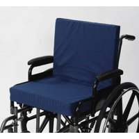 Convoluted Wheelchair Cushion With Back & Seat