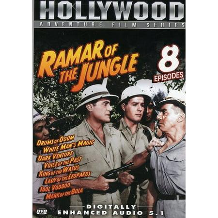 TV ADVENTURE CLASSICS V01-RAMAR OF THE JUNGLE (DVD) (FF) (Best American Classics Of Tv And Movies)