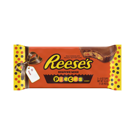 Reeses Pieces Christmas - 16oz