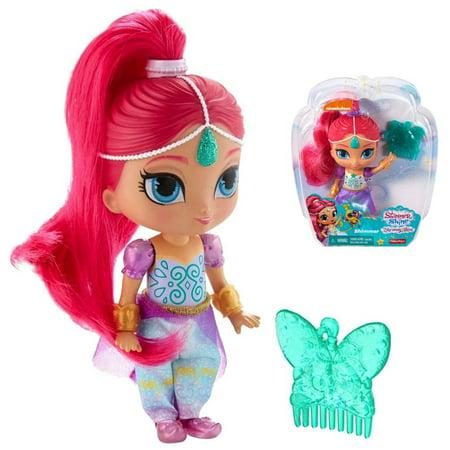 Shimmer and Shine Zahramay Skies Doll 5.5