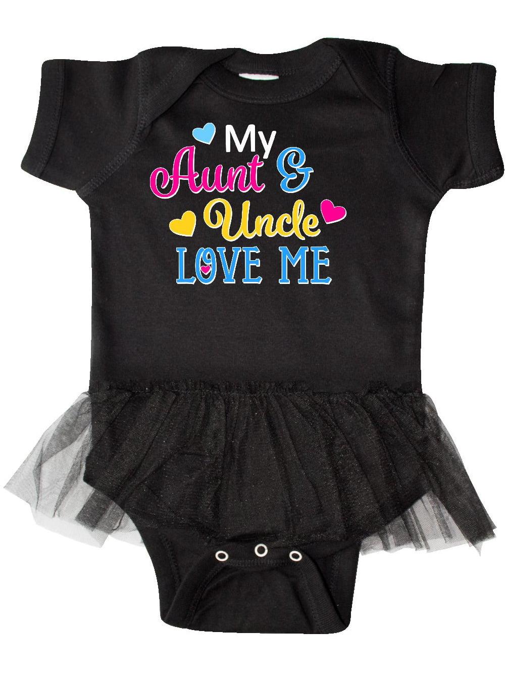 inktastic Heart HeaIth Awareness Wear Red for My Great Aunt Infant Tutu Bodysuit
