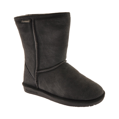 Bearpaw Boots Womens Emma Pull On Cow Suede Wool Blend 608W by Bearpaw