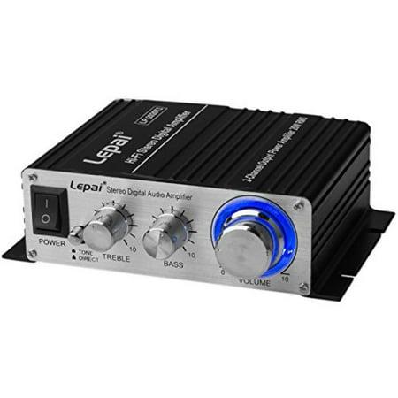 Lepai (LP-2020TI) LP-2020TI Texas Instruments TPA3118 Hi-Fi Stereo Audio Mini Amplifier with Power Supply