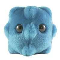 GIANTmicrobes Common Cold (Rhinovirus) Plush, 5 Inches