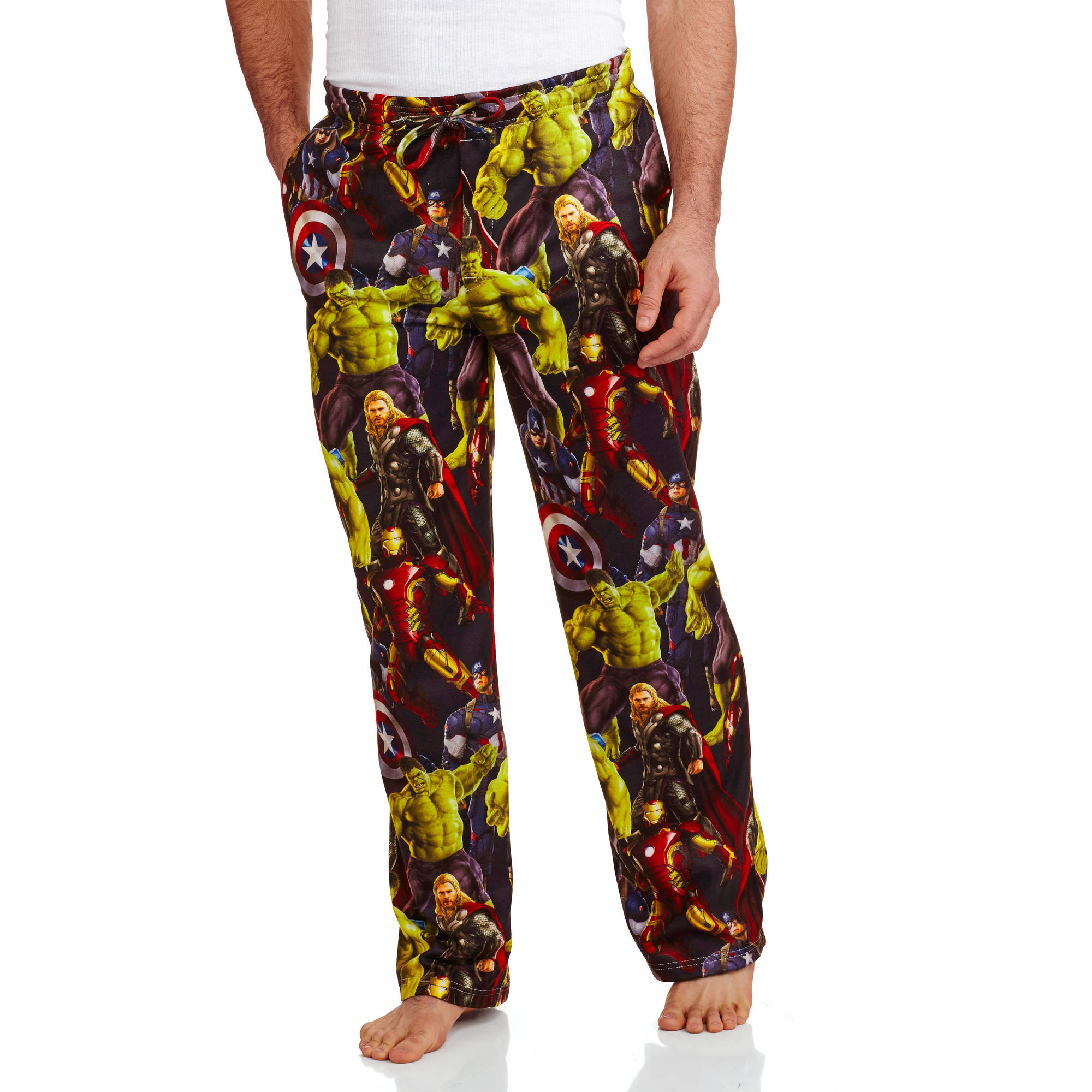 Avengers Stack Men's Lounge Pant