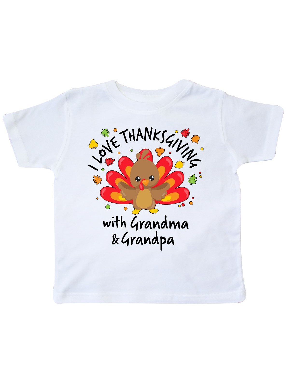 inktastic Happy Easter Grandpas Little Chick Toddler T-Shirt