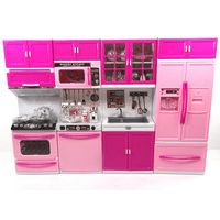 Doll Size Kitchen Play Set Beautiful Kitchen Design With Details