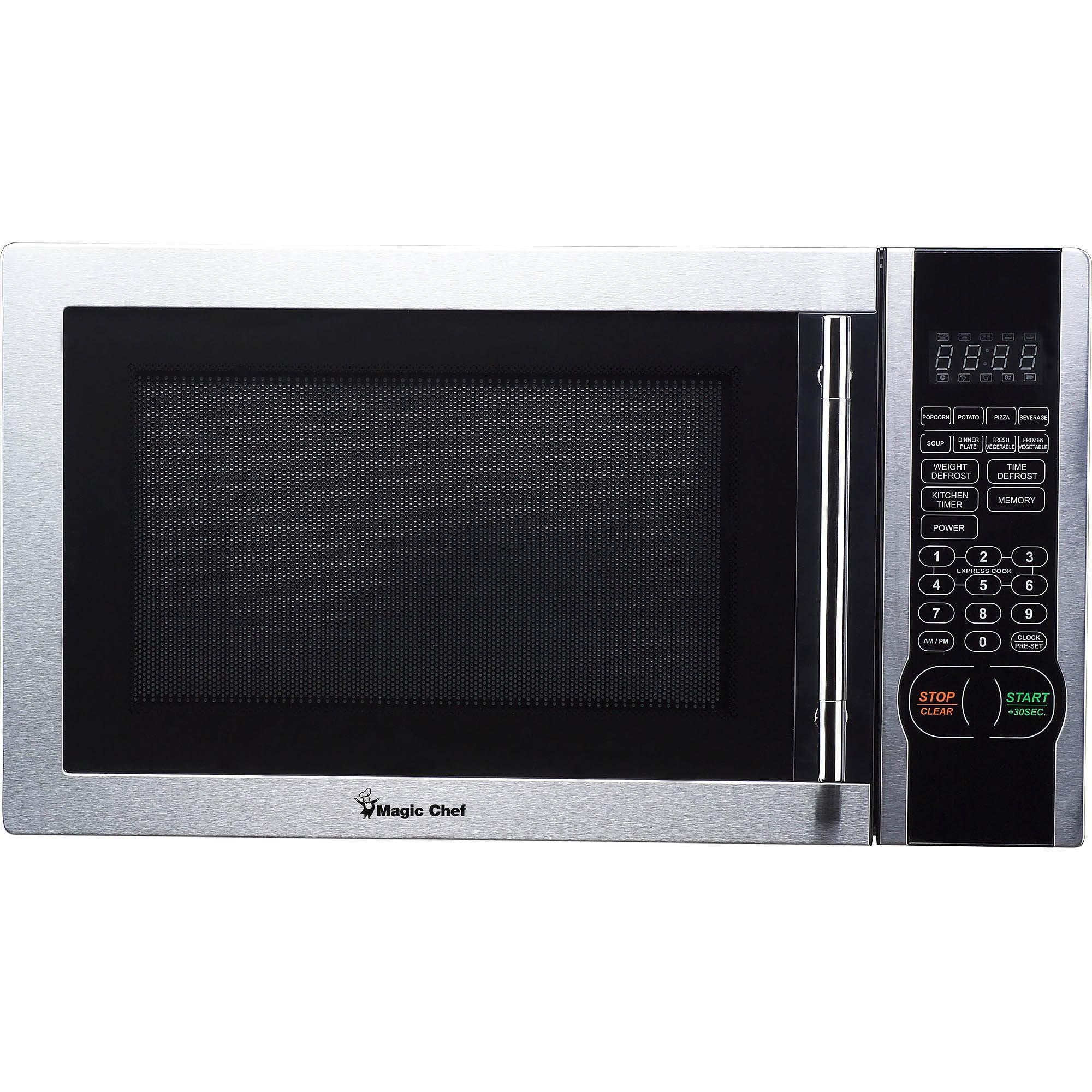 Magic Chef 1.1 cu. ft. Digital Microwave