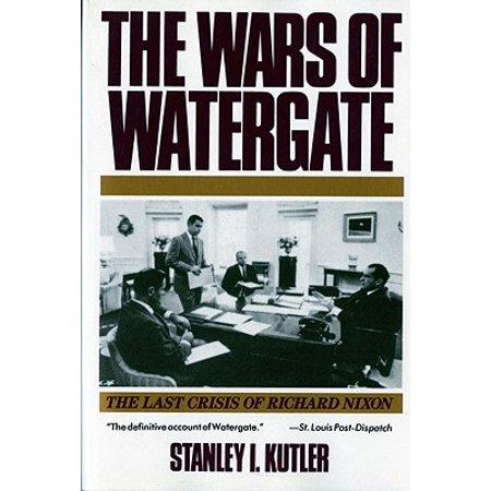 Wars of Watergate : The Last Crisis of Richard Nixon (Revised) - Richard Nixon Nose