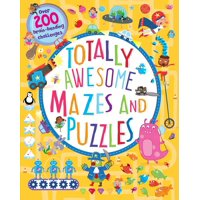 Deals on Totally Awesome Mazes and Puzzles Paperback