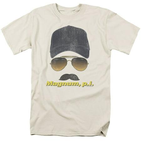 Magnum PI Geared Up Mens Short Sleeve Shirt