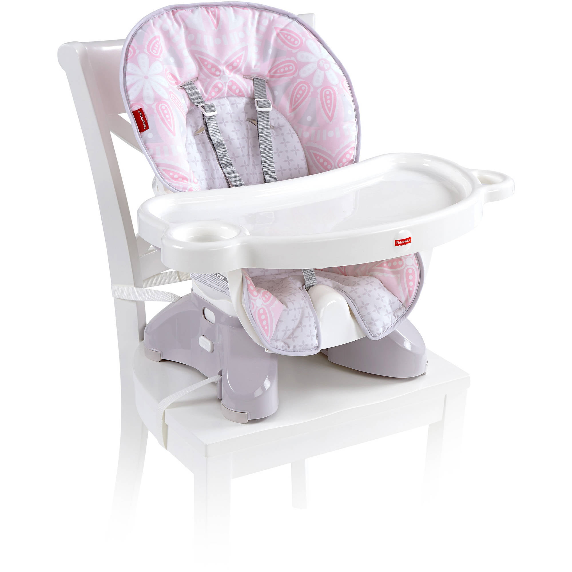 sc 1 st  Walmart & Fisher-Price SpaceSaver High Chair - Walmart.com