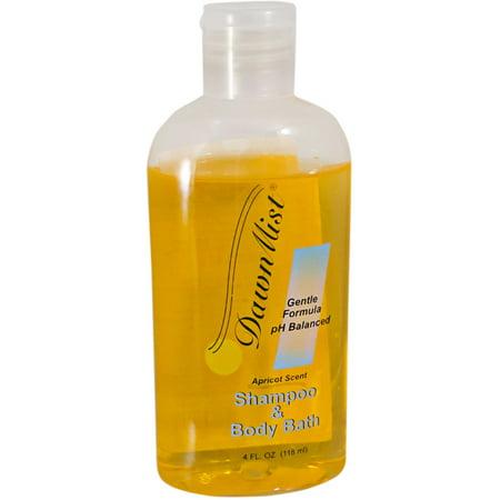 Bulk Buys Shampoo & Body Bath, 4 oz.  - CASE - Case of -