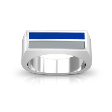 Seton Hall University Ring In Sterling Silver Design by BIXLER Hall Of Fame Ring