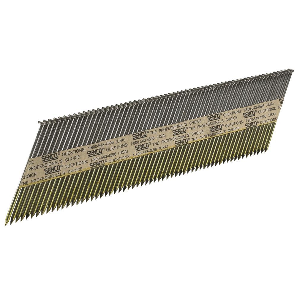 """Senco 3-1/4"""" Brit Framing Nail HC28APBX"""