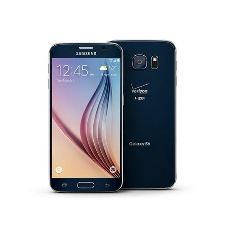 Samsung Galaxy S6 G920v 32Gb Black Saphire Verizon Wireless Refurbished
