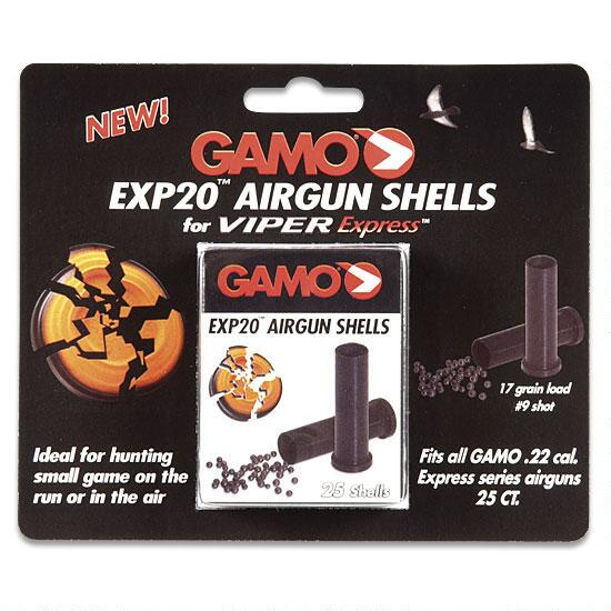 Gamo VIPER AND SHADOW EXPRESS SHOT SHELL Ammo