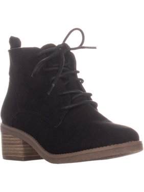 2d0c727dfdd8 Product Image Womens SC35 Rizio Block Heel Lace Up Ankle Boots