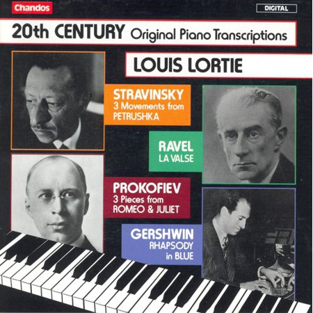20th Century Original Transcriptions
