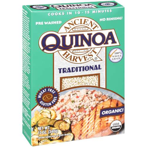 Ancient Harvest Traditional Quinoa, 12 oz